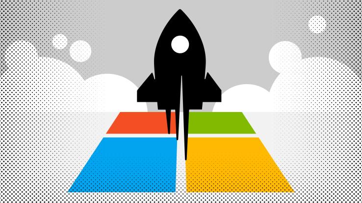▲ 마이크로소프트웨어 (출처: Techcrunch)